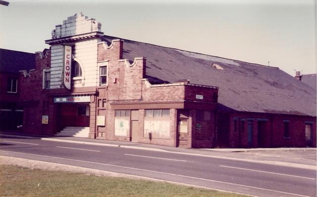 Crown Cinema, Wortley, Leeds.