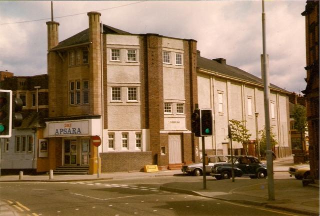 Apsara Cinema, Leicester