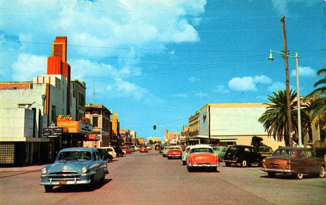 RIALTO Theatre; Kingsville, Texas.