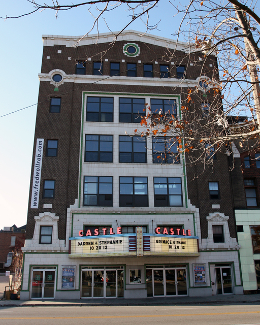 Castle Theatre, Bloomington, IL