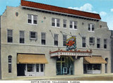 DAFFIN (later STATE) Theatre; Tallahassee, Florida.