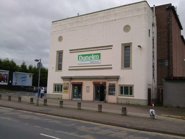 Clifton Cinema, Wellington, Shropshire