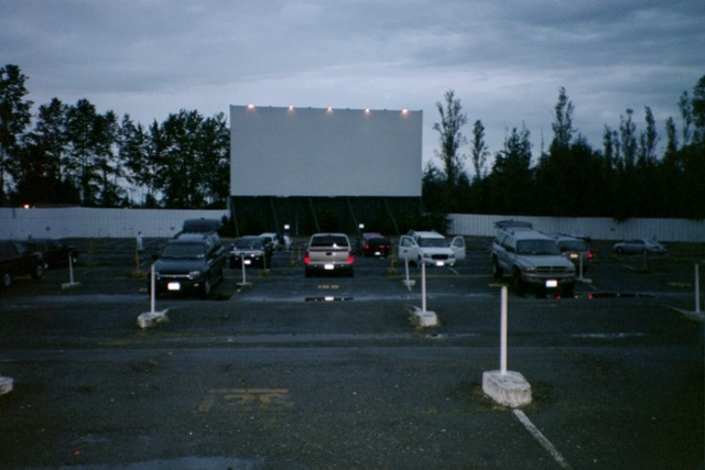 Puget Park Drive-In