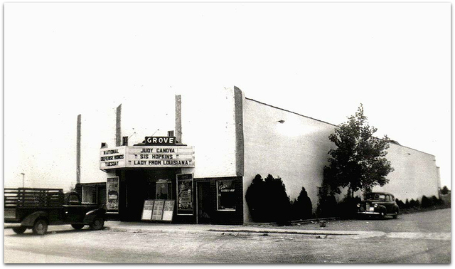 Grove©  Pleasant Grove...Dallas TX 1941 Courtesy of Jeanette Davison