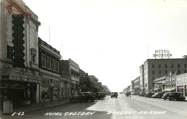 GRAND Theatre; Douglas, Arizona.