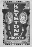 1925 Program from the Keystone Theatre