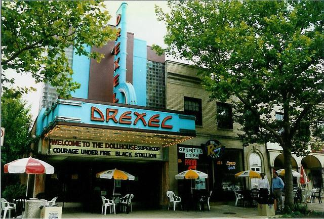 Drexel Theatre - Cincinnati, OH 8/96