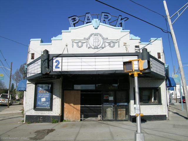 Park Theatre in 2005