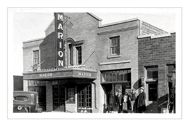 Marion Theater...Marion Idaho