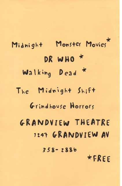 Grandview Theater and Drafthouse