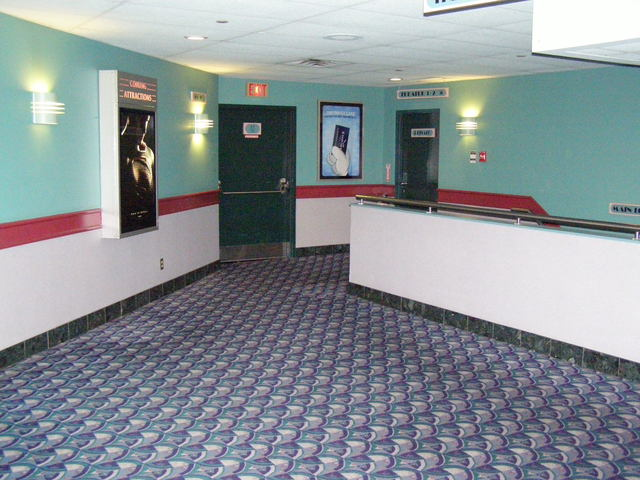 Cinema 6, Second Floor