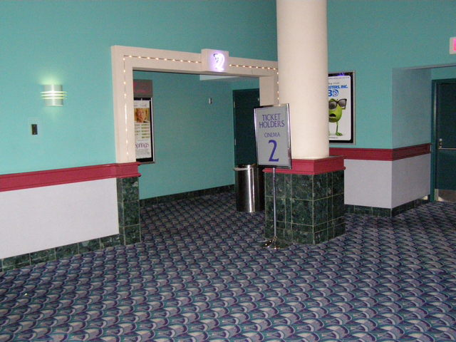 Cinema 2, Basement