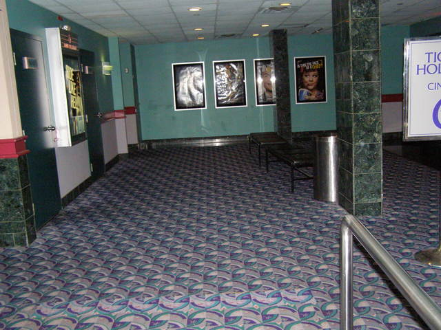 Ground Floor, Cinema 5