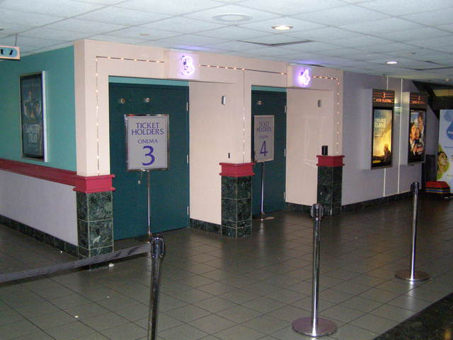 Cinema 3 & 4, Ground Floor