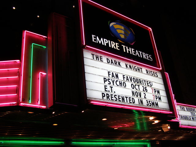 Empire Granville 7 Cinemas