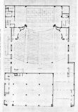 El Capital Theatre, Hollywood - Floor Plan