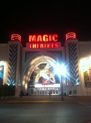 Mall movie rockaway theater