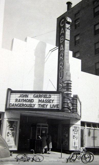 CABARRUS Theatre; Concord, North Carolina.