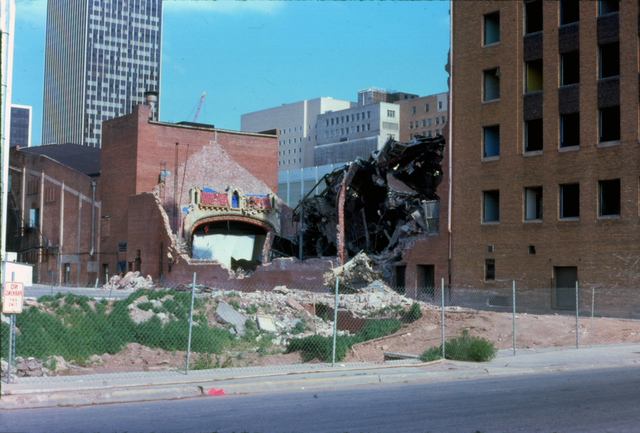 Midwest Theater Oklahoma City 1975