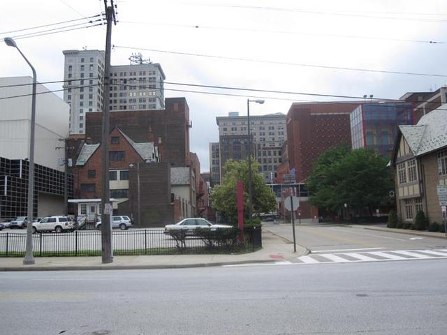 State, Ohio & Allen Theatre stagehouses