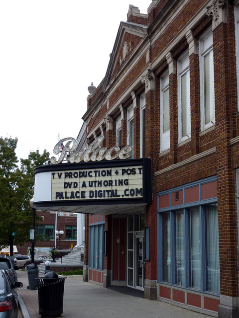 Palace Theater - October, 2010