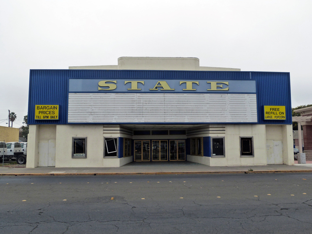 State Theatre Woodland