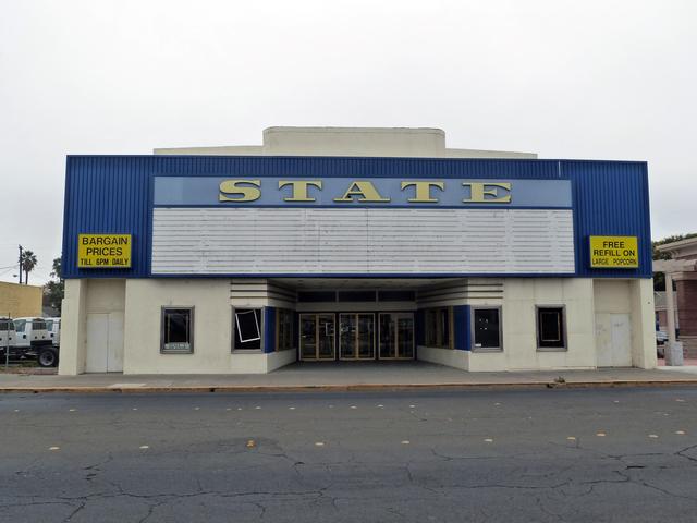 State Theatre Woodland