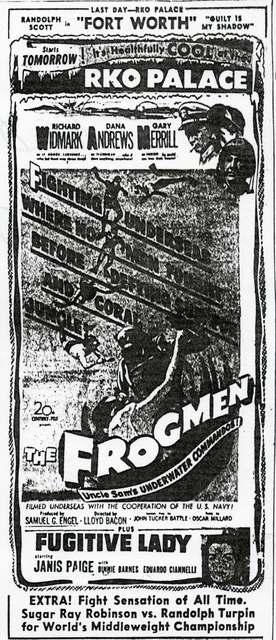 """The Frogmen"""