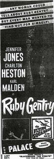 """""""Ruby Gentry"""""""