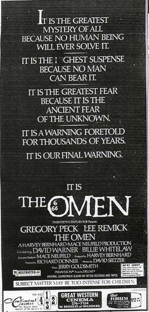 """""""The Omen"""""""
