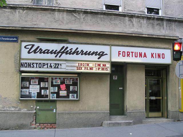 Fortuna Kino 01 August 2006