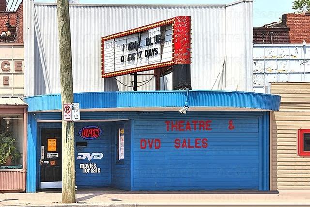 Cinema Blue Theater