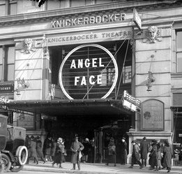 KNICKERBOCKER Theatre; New York, New York.