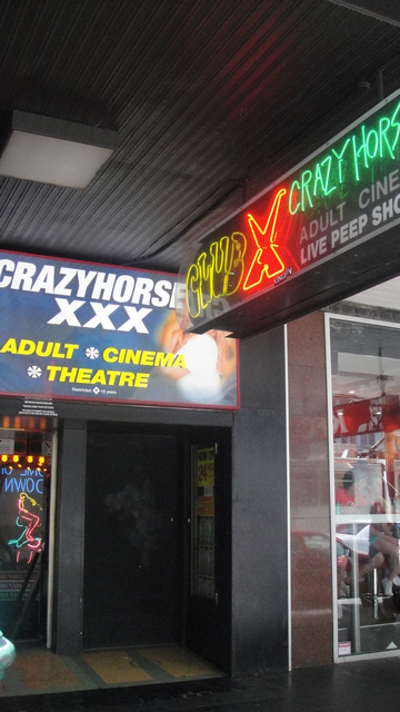 Crazyhorse XXX Adult Cinema Theatre