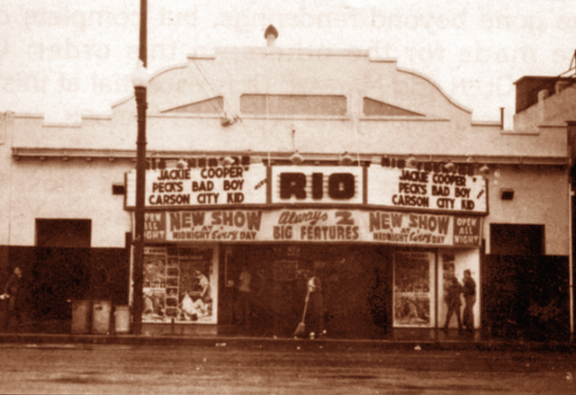 Rio Theatre Richmond