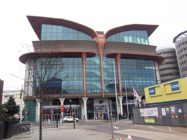 Cineworld Cinema - Cardiff
