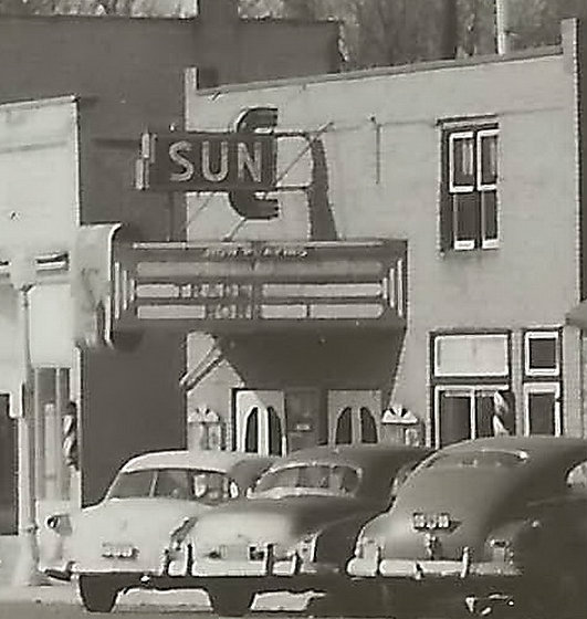 SUN Theatre; Marion, Michigan.
