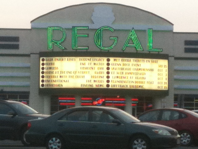 Regal Burlington Stadium 20