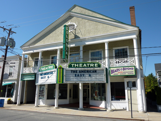 Colonial Theatre - October 2010, shortly before closing