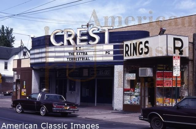 CREST THEATER 5800 Rising Sun Ave