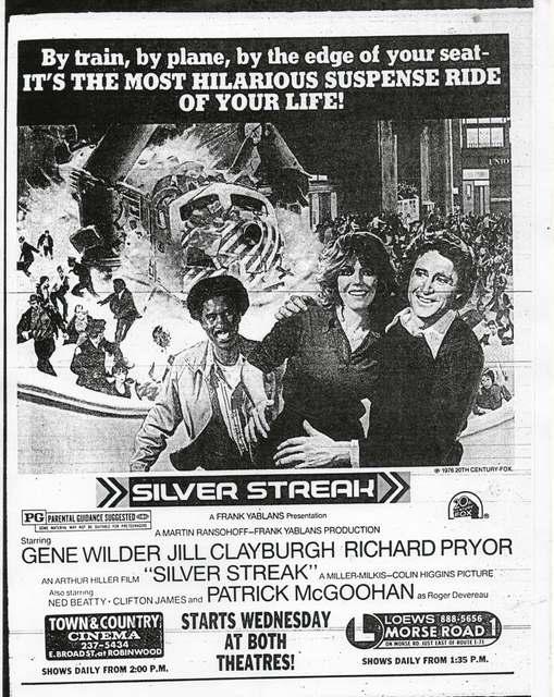 """""""Silver Streak"""""""