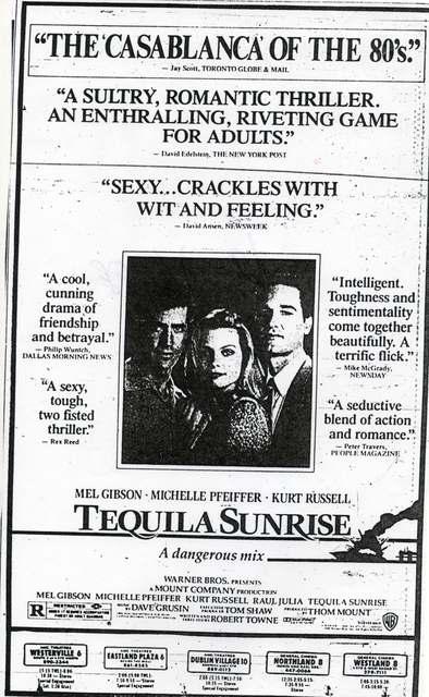 """""""Tequila Sunrise"""""""
