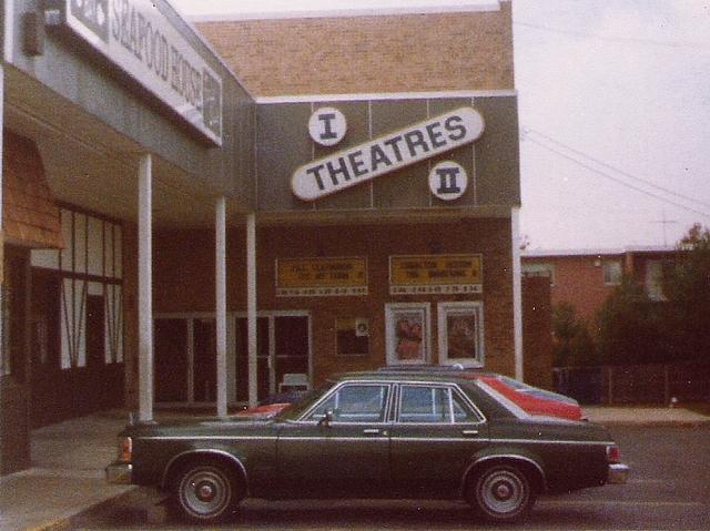 Loehmann's Plaza Twin  -1980