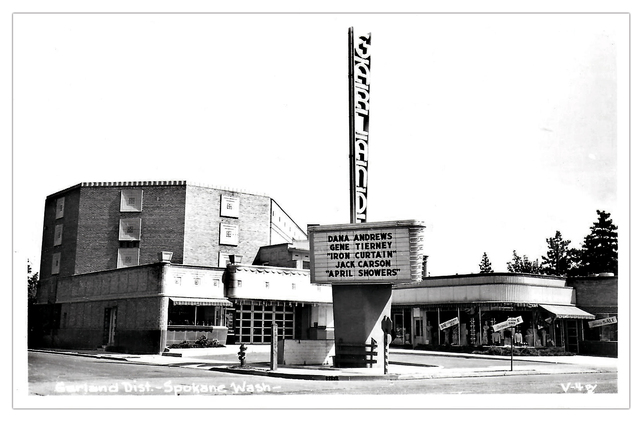 Garland Theatre...Spokane Washington