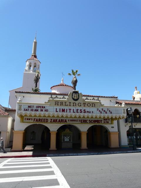 Arlington Theatre 2011