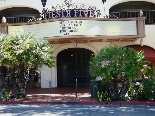 Fiesta 5 Theatre 2011