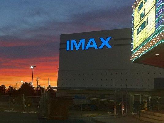 IMAX Warren