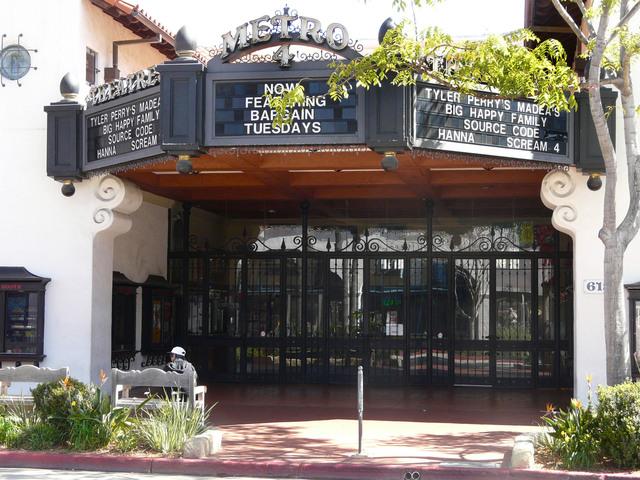 Metro 4 Theatre 2011