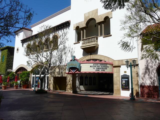 Paseo Nuevo Cinemas 2011