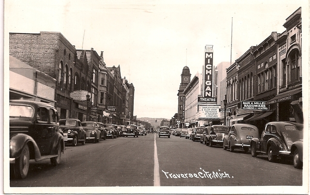 MICHIGAN Theatre; Traverse City, Michigan.